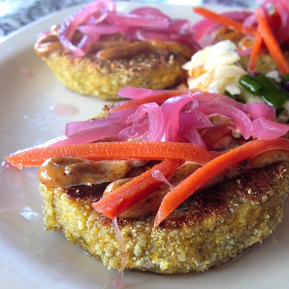 Fried Green Tomatoes - Josephine's Modern American Bistro, Flagstaff, AZ