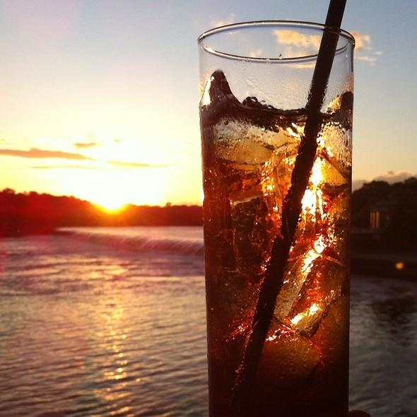 Coke - Water Works Restaurant & Lounge, Philadelphia, PA
