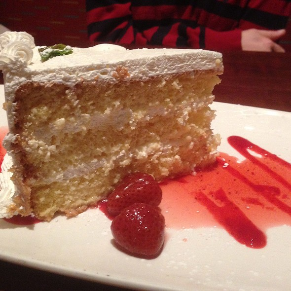 Tres Leches Cake - The Happ Inn, Northfield, IL