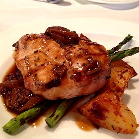 Chicken Breast - The Boathouse at Rocketts Landing, Richmond, VA