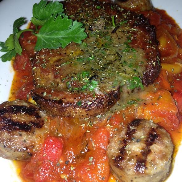 Berkshire Pork Chop - RPM Italian, Chicago, IL