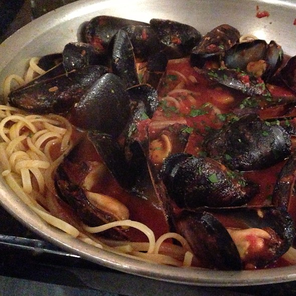 Mussels Marinara - The Daily Catch Seaport, Boston, MA