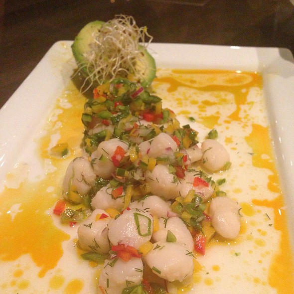 Ceviche - Besa Grill, Clearwater, FL
