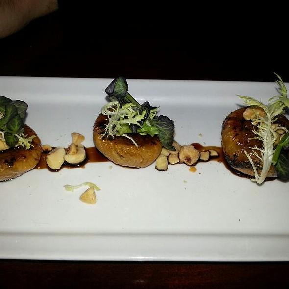 Foie Gras and Fig - Saffron Restaurant & Lounge, Minneapolis, MN
