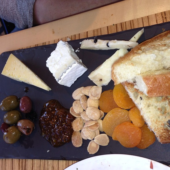 Cheese Board - Vela, San Diego, CA