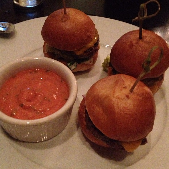 Kobe Beef Sliders - IBIS, New York, NY