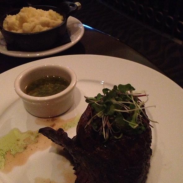 Skirt Steak And Mashed Potatoes - IBIS, New York, NY
