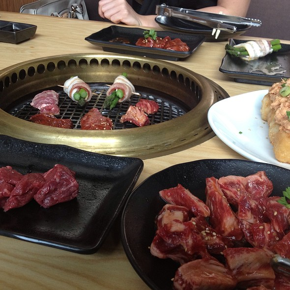 Japanese Bbq Happy Hour - Gyu-Kaku - Brea, Brea, CA