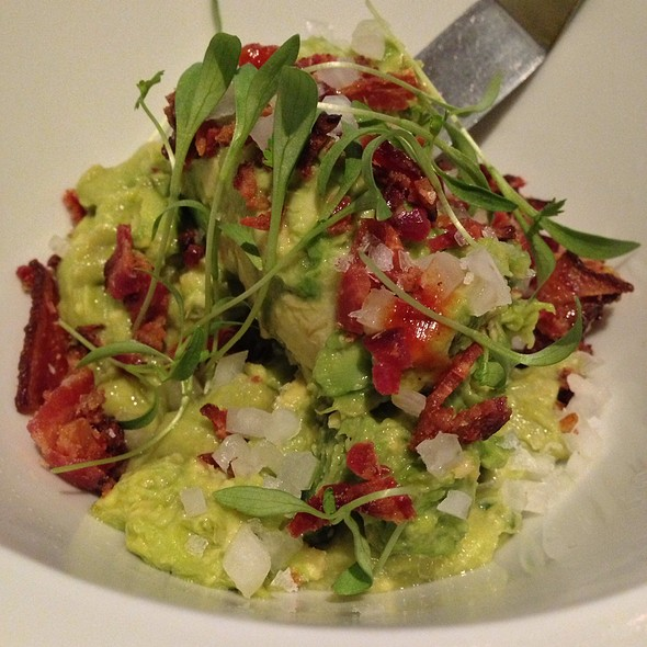 Bacon Guacamole - Empellon Cocina, New York, NY