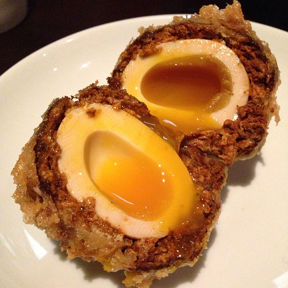 Scotch Egg - Empellon Cocina, New York, NY