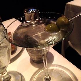 Vodka Martini - Eddie V's - Scottsdale Quarter, Scottsdale, AZ