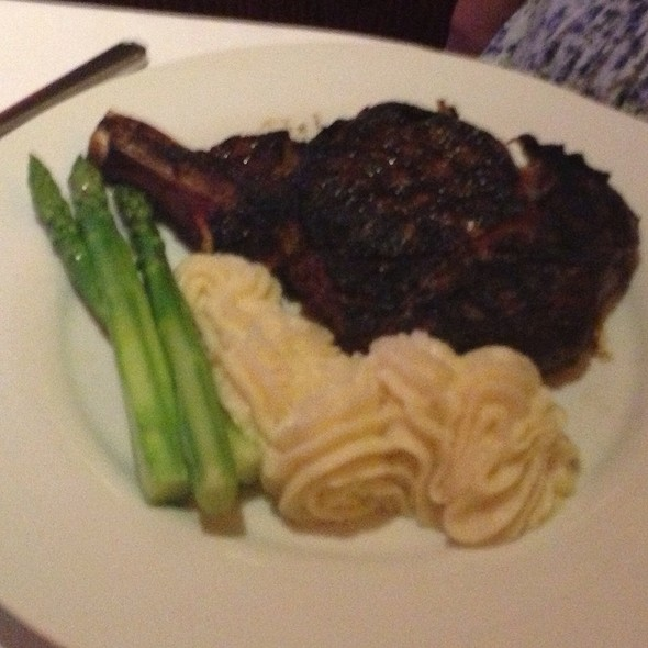 Ribeye Rubbed With Cocoa And Coffee - 19 Kitchen & Bar - Harvey's Lake Tahoe, Stateline, NV