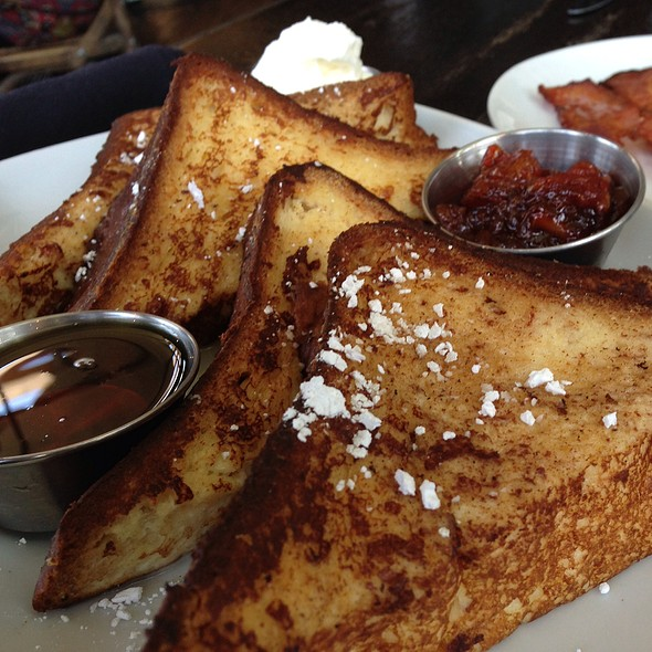 French Toast - The Churchill, Los Angeles, CA