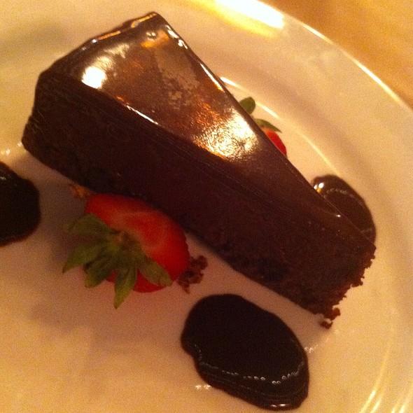 Flourless Chocolate  - Golden Spur Restaurant, Glendora, CA