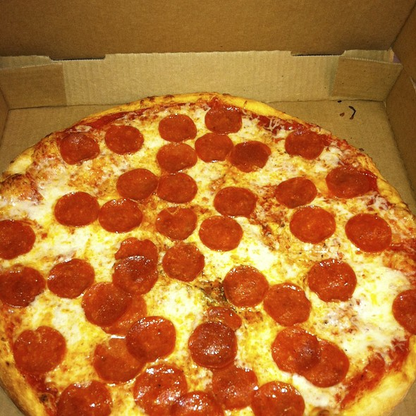 Pepperoni Pizza - Napoli Italian Memorial, Houston, TX