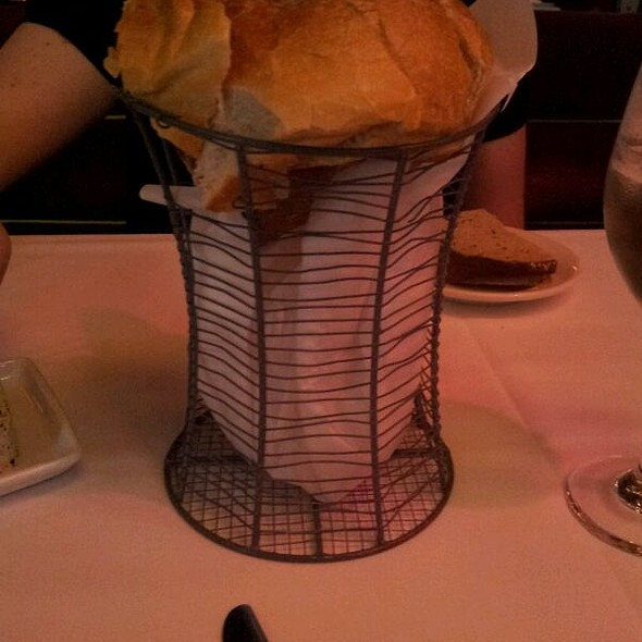 Bread - Jeff Ruby's Steakhouse, Cincinnati, OH
