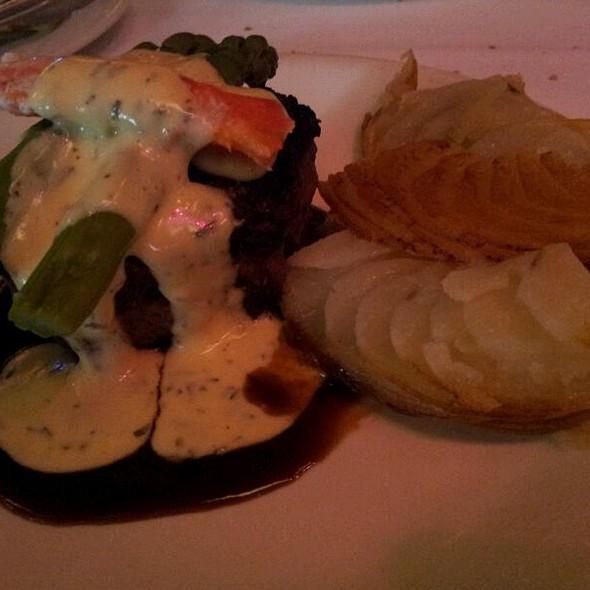 Barrel-Cut Filet Mignon - Jeff Ruby's Steakhouse, Cincinnati, OH