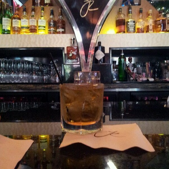 Gentleman Jack - Jeff Ruby's Steakhouse, Cincinnati, OH
