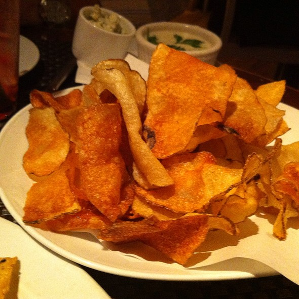 Truffled Chips - Wolfgang Puck Bar & Grill, Las Vegas, NV