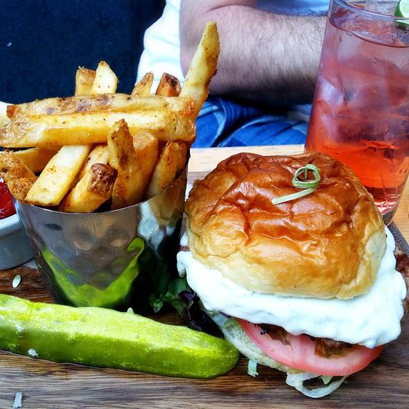 Turkey Burger - Tavern 29, New York, NY