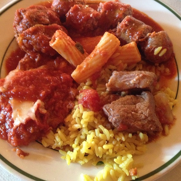 Wednesday Italian Buffet - Buon Appetito - New Jersey, Bayonne, NJ