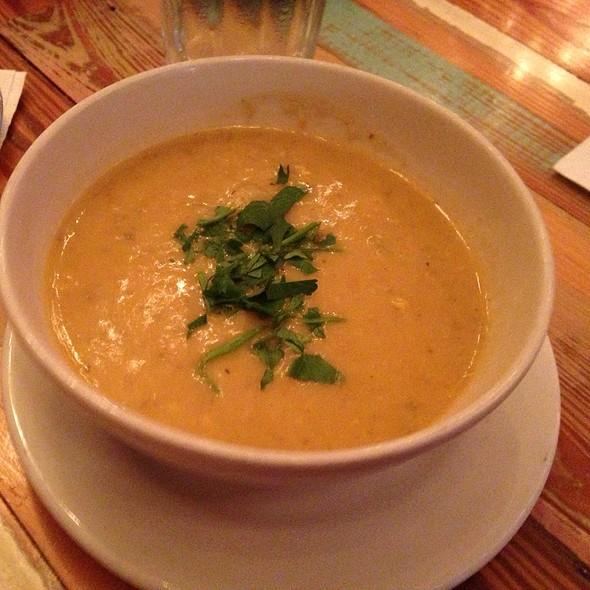 Trini Corn Soup - Carmo, New Orleans, LA