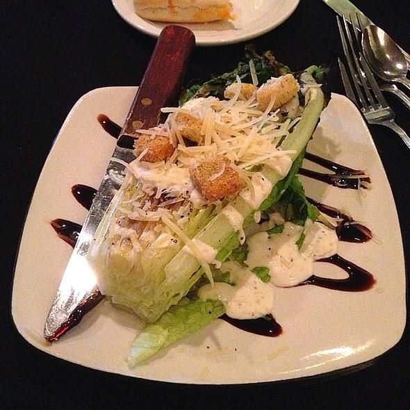 Grilled Ceasar Salad - Bastien's Restaurant, Denver, CO