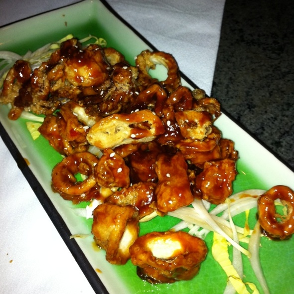 Calamari - Underhills Crossing Restaurant, Bronxville, NY