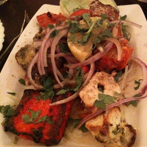 Tandoori Mix Plate - Spice India - Easton, Easton, PA