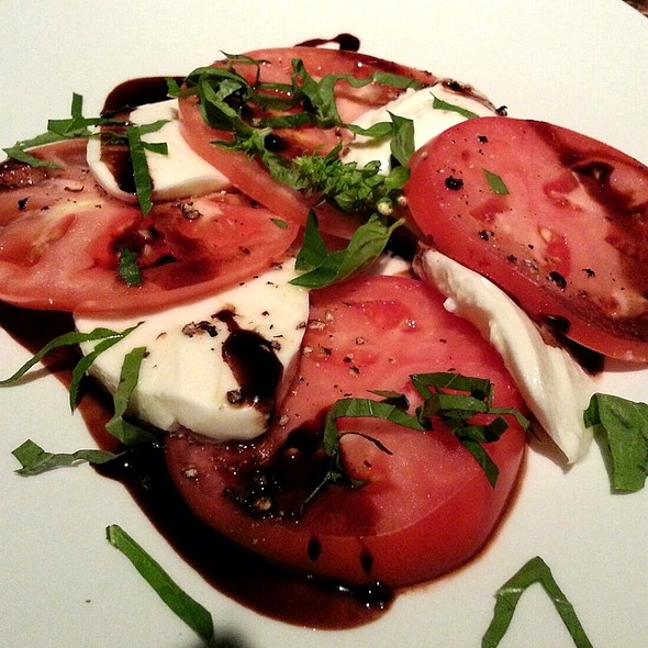 Caprese - Belvedere Inn Restaurant and Bar, Lancaster, PA