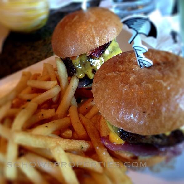 Sliders - Arnold Palmer's Restaurant, La Quinta, CA