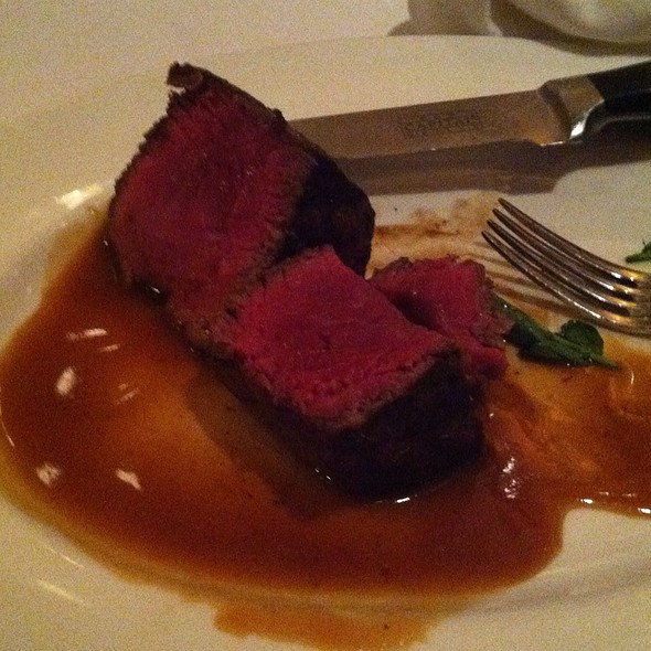 Filet Mignon - The Capital Grille - Burlington, Burlington, MA