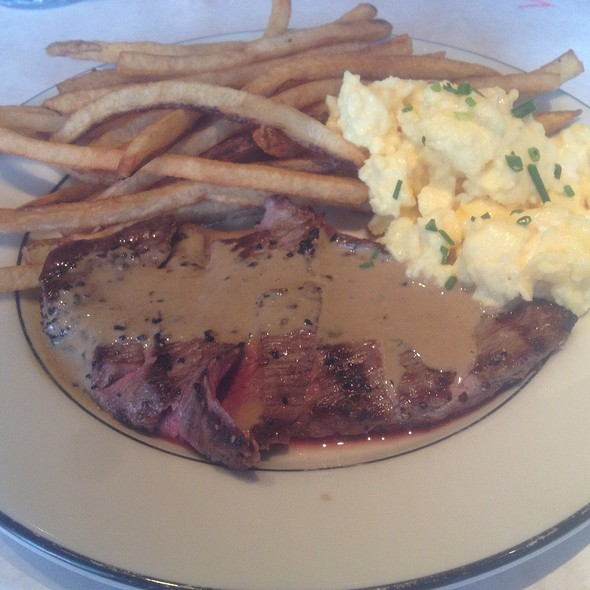 Steak and Eggs - Medium Rare - Cleveland Park, Washington, DC