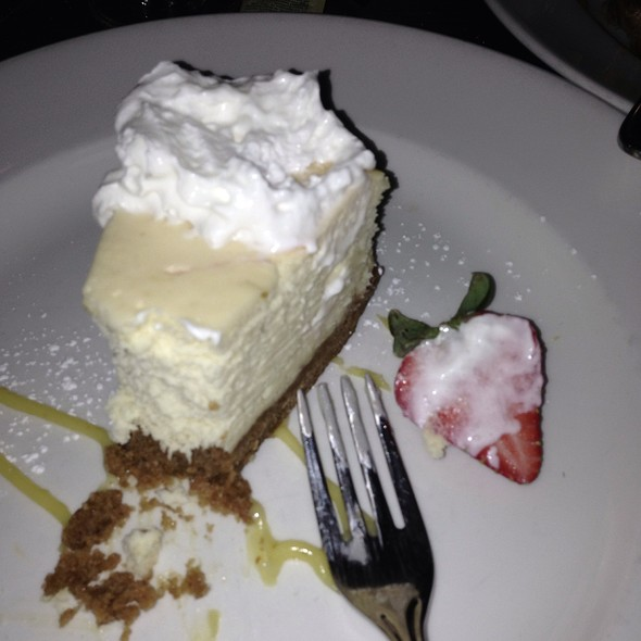 Key Lime Cheese - Samba Brazilian Grill, Madison, WI