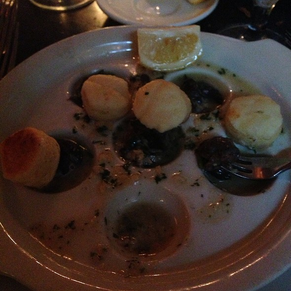 Escargot - Ruby's Oyster Bar and Bistro, Rye, NY