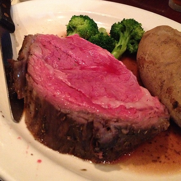 Prime Rib - Iron Hill Brewery - North Wales, North Wales, PA