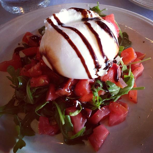 Burratta & Truffled Ricotta Special - Caffe Luna Rosa, Delray Beach, FL