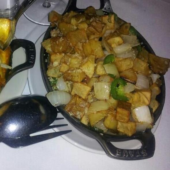 Jalapeno Potatoes Au Grautin - Rosebud Steakhouse, Chicago, IL
