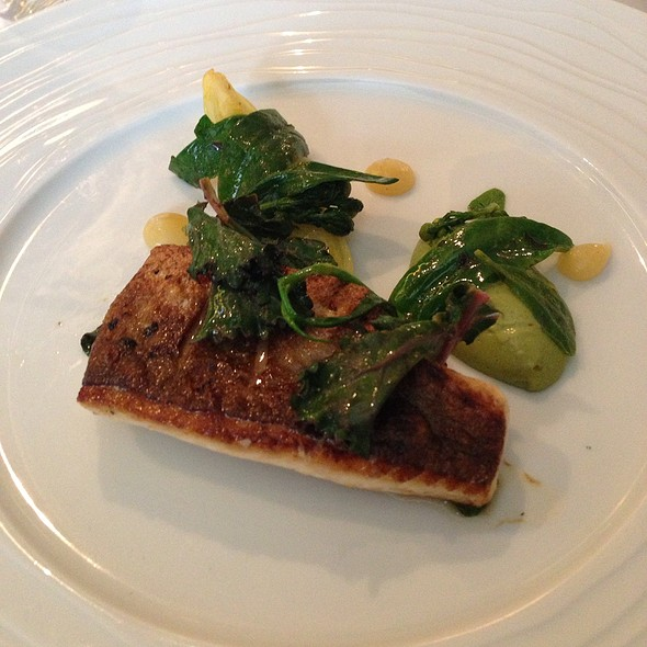 Gurnard - Corrigan's Mayfair, London