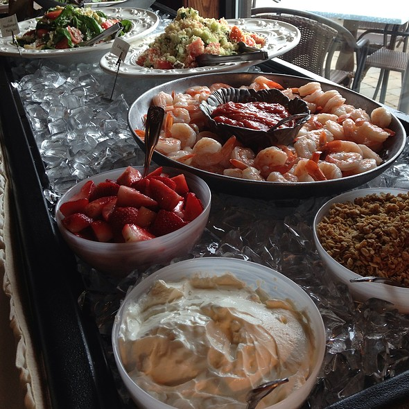 Brunch Buffet - AquaTerra Grille, Pearl River, NY