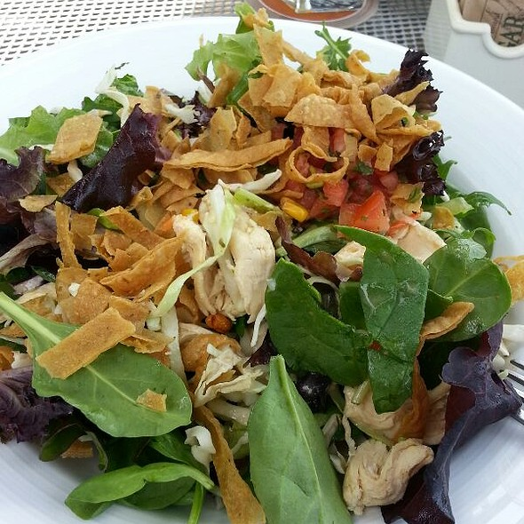 Southwest Chicken Salad - Bentwood Tavern, New Buffalo, MI