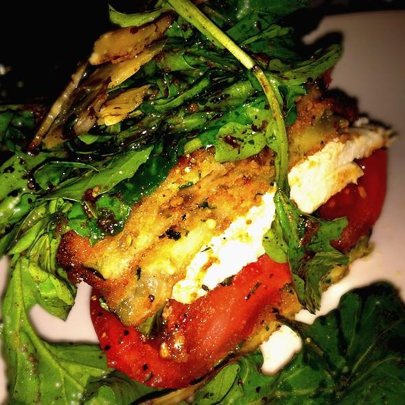 Eggplant Stack - Cafe Martorano, Fort Lauderdale, FL