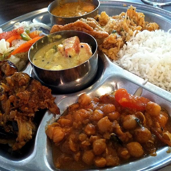 Woodlands Indian Restaurant Buffet