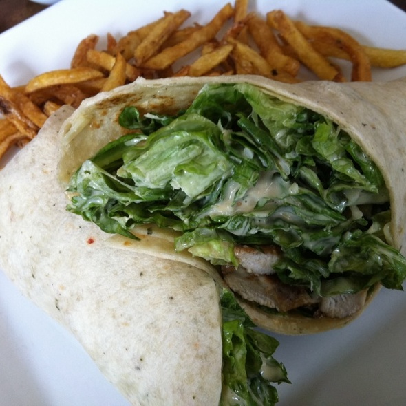 Chicken Caesar Wrap - 247 Craven, New Bern, NC