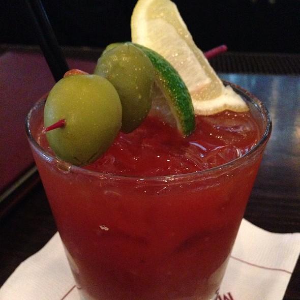 Bloody Mary - Maggiano's - Milwaukee, Wauwatosa, WI
