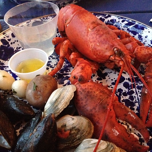 Lobster - Brant Point Grill at the White Elephant, Nantucket, MA
