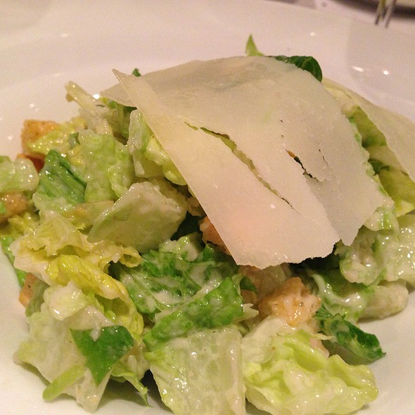 Caesar Salad - Maria Pia, New York, NY