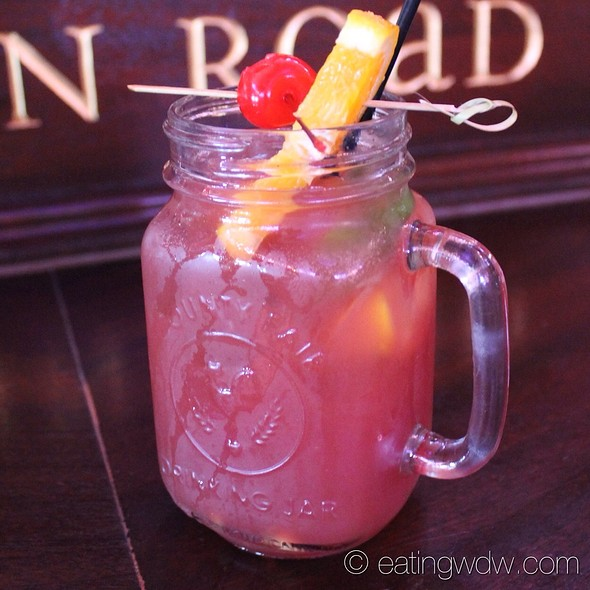 Jay'gail Sangria - Raglan Road Irish Pub, Lake Buena Vista, FL