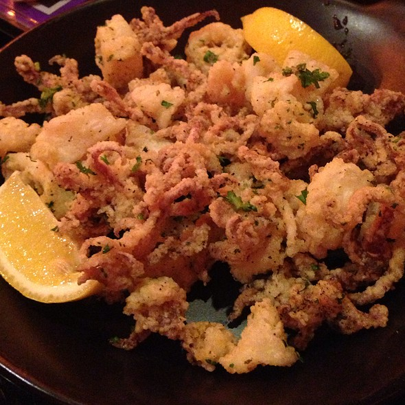 Fried Calamari - Giovanni Restaurant, Berkeley, CA