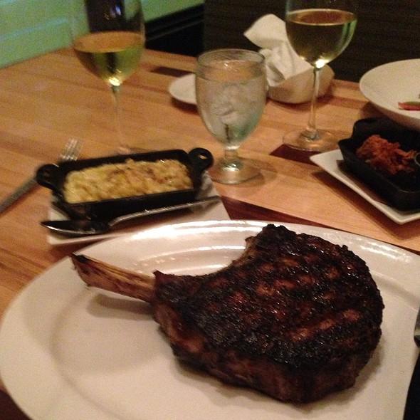 32 Oz Vintage Angus Bone In Ribeye - Food Wine and Co., Bethesda, MD